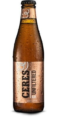 Ceres Unfiltered 33cl
