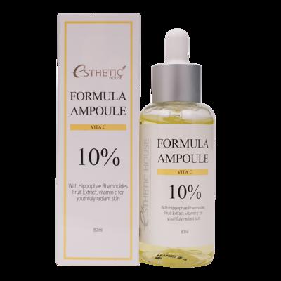 Сыворотка для лица с витамином С FORMULA AMPOULE VITA C, 80 мл