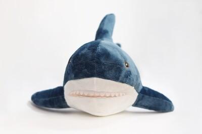Акула (Темно-синяя)
