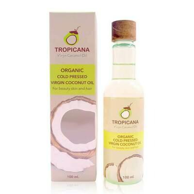 Кокосовое масло с ароматом жасмина.Organic cold pressed virgin coconut oil