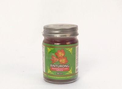 Binturong Warming Balm with Barleria - Бальзам разогревающий с Барлерией