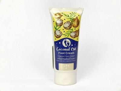 Крем для ног с маслом кокоса NINA BUDA