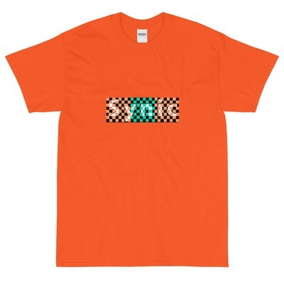 Synic Checkerboard Logo T-Shirt