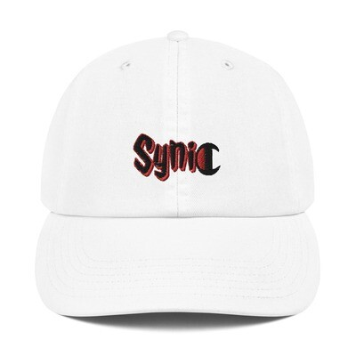 Synic x Champion Logo Dad Cap