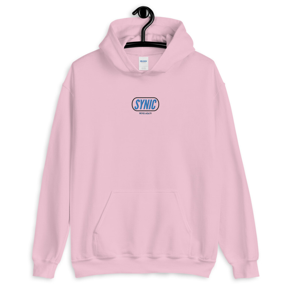 Synic Embroidery Logo Hoodie