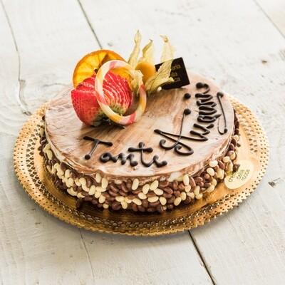 Torta Gelato cremino e mascarpone