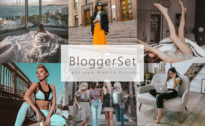 Blogger set