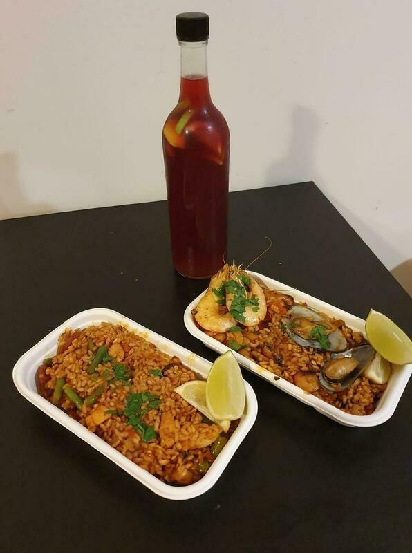 Paella & Sangria COMBO