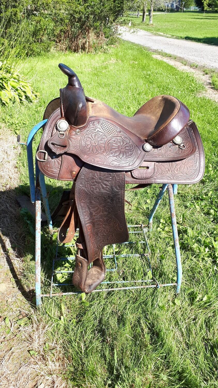 """Youth Saddle 14"""""""