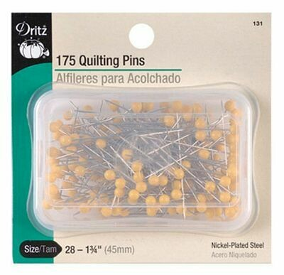 Quilters Pins 175ct 6/box