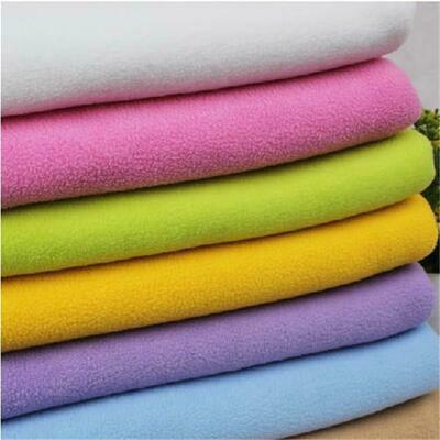 Minky Fleece Fabric Solids
