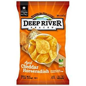 Deep Rive Horseradish Cheddar