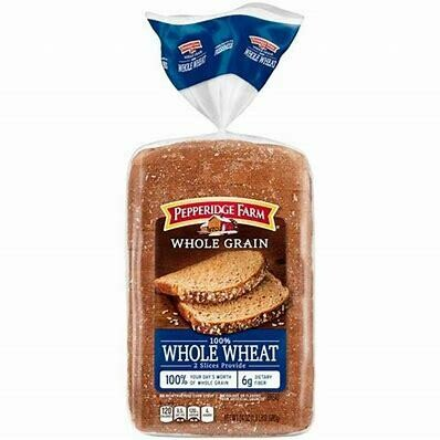 Pepperidge Farm Whole Grain Bread