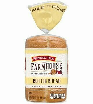 Pepperidge Farm Butter Bread