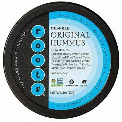 Roots Oil Free Original Hummus