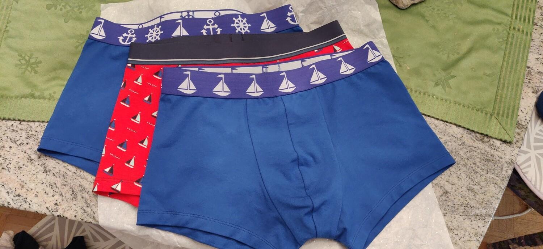 Boxershorts Sailors