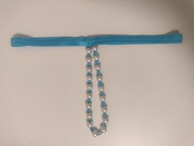 """String mit Perlen """"Liz"""""""