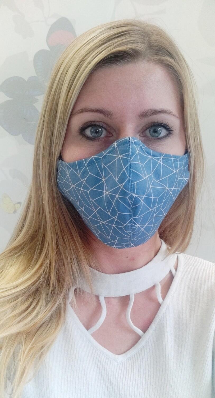 Viroblocker-Maske