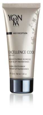 Excellence code masque Yonka