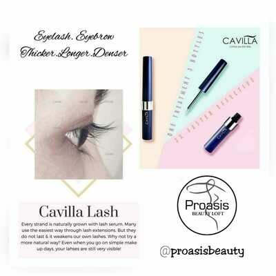 Cavilla Eyelash Essence x 2 (Bundle Promo)