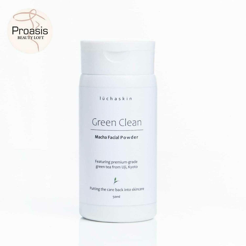 Macha Facial Powder