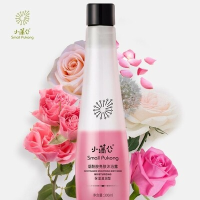 Small Pukong Spa 2-in-1 Brightening Body Wash