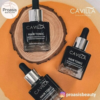 Cavilla Hair Tonic x 2 (Bundle Promo)