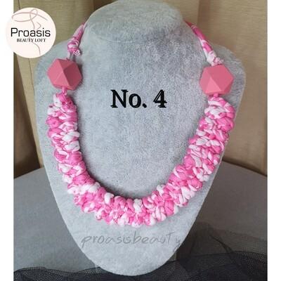 Handmade Yarn Necklace
