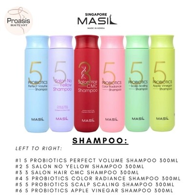MASIL Korean Haircare Shampoo (300ml)