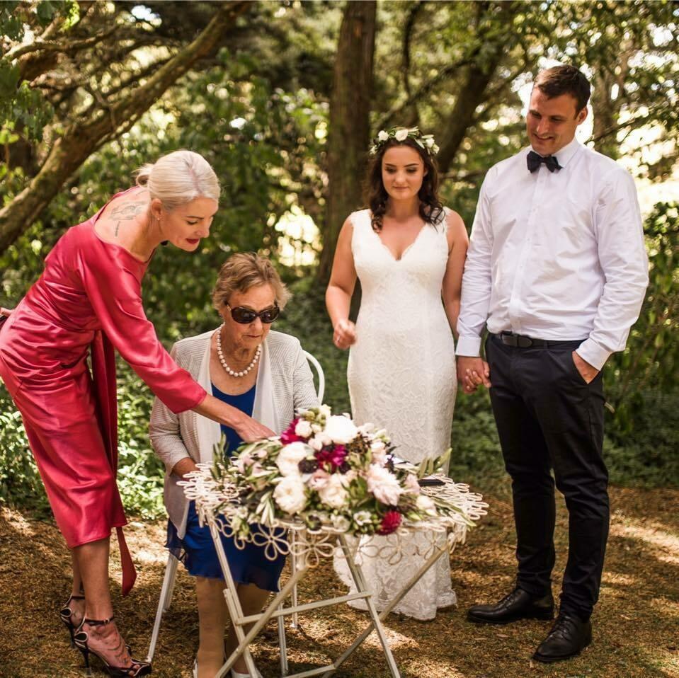 Wedding Deposit