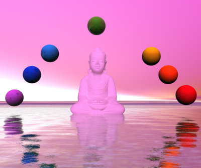 8 Week Meditations on the Chakras
