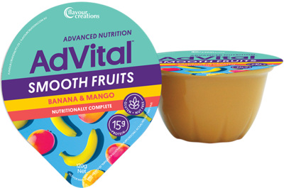 Smooth Fruits - Banana & Mango (12 pack)