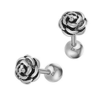 Steel Rose Barbell