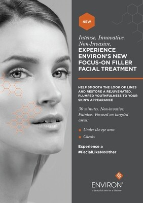 Environs Focus On Filler 30 minute treatment