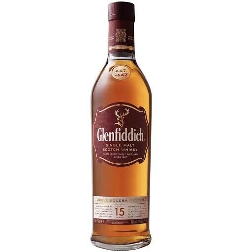 Glendfiddich 15 Years