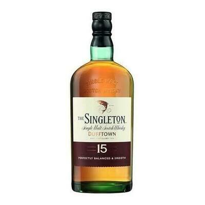 Singleton 15 Years