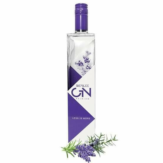 Gin Less is More