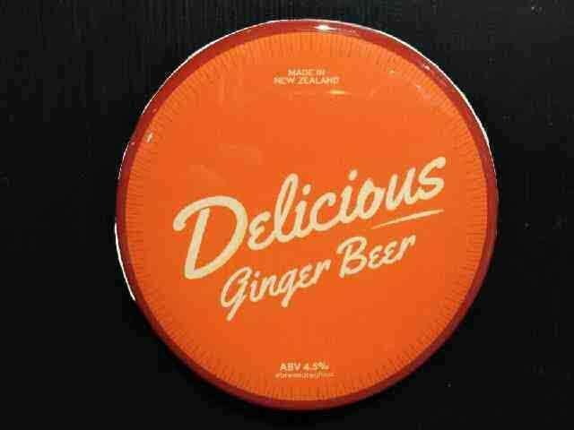 Delicious Ginger Beer