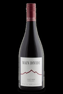 Main Divide Pinot Noir 2018