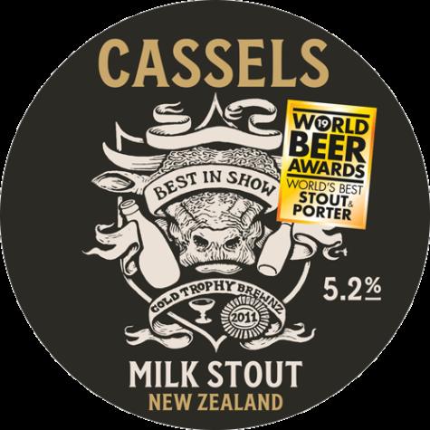 Cassels & Sons Milk Stout