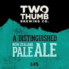 Two Thumb Brewing Co. NZ Pale Ale