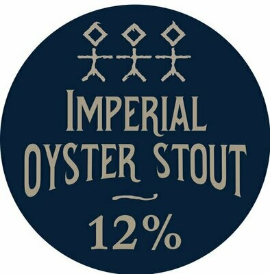 Three Boys Imperial Oyster Stout 330ml 12%