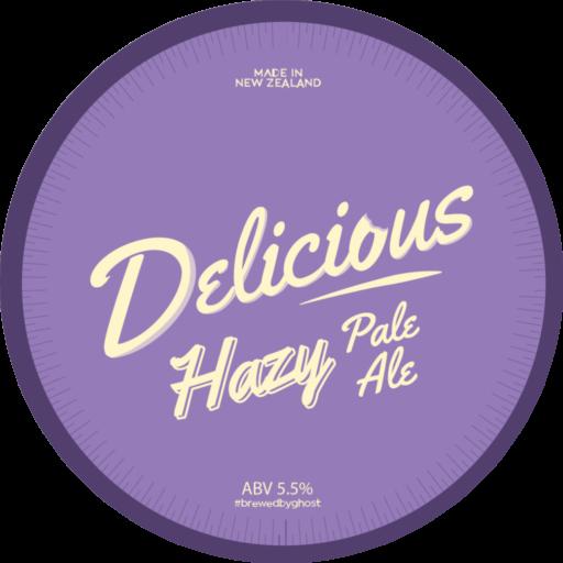 Delicious Hazy Pale Ale