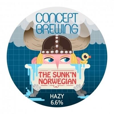 The Sunk'n Norwegian