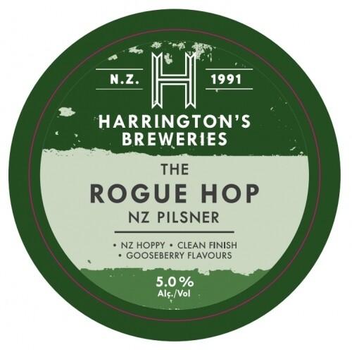 Rogue Hop NZ Pilsner
