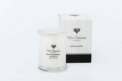 Black Raspberry & Vanilla Small Candle