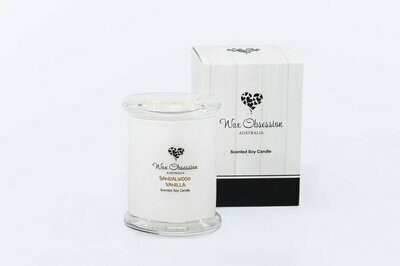 Sandalwood Vanilla Small Candle