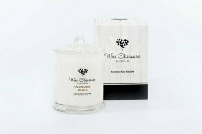 Sandalwood Vanilla Large Candle
