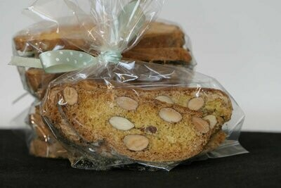 Orange and Almond Biscotti