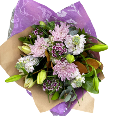 Handtied Bouquets (Florists Choice)